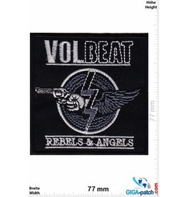 Volbeat Vol Beat - Rebel & Angels