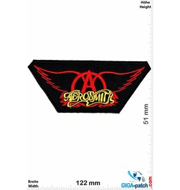 Aerosmith Aerosmith - red / gold