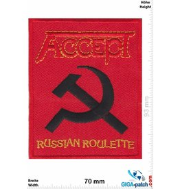 Accept Accept - Russian Roulette - Heavy-Metal