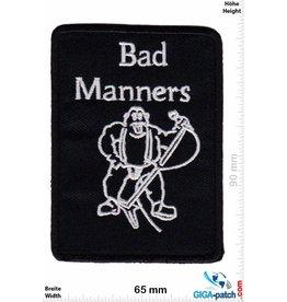 Bad Manners - Skaband