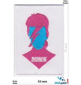 David Bowie Bowie - David Bowie - pink blue