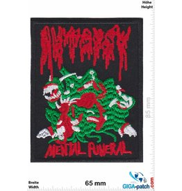 Autopsy Autopsy - Death-Metal-Band -Mental Funeral