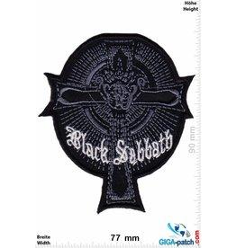 Black Sabbath Black Sabbath - crucifix