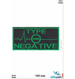Type O Negative Type O Negative - Rock- Metalband - green