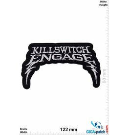 Killswitch  Killswitch Engage - Metalcore-Band - silver