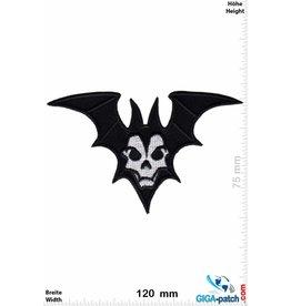 Skull Skull - Fledermaus - Totenkopf