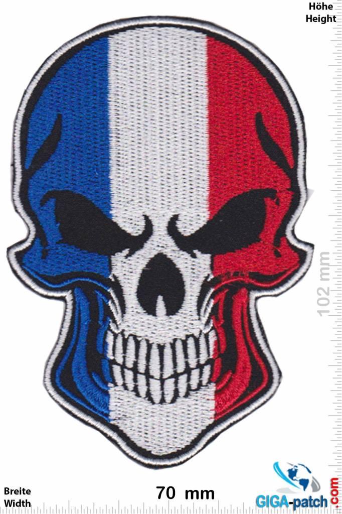 Frankreich, France France - Totenkopf