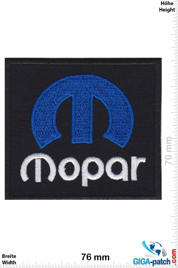 Mopar MOPAR - Performance  - blue black