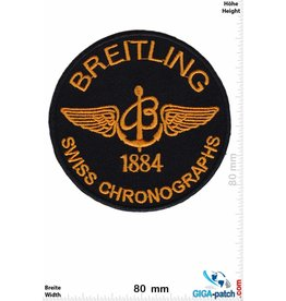 Breitling - 1884 - Swiss Chronographs