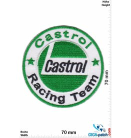 Castrol Castrol - Racing Team - green black