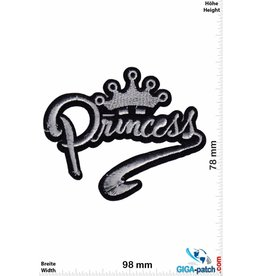 Princess Princess -silver - Softpatch