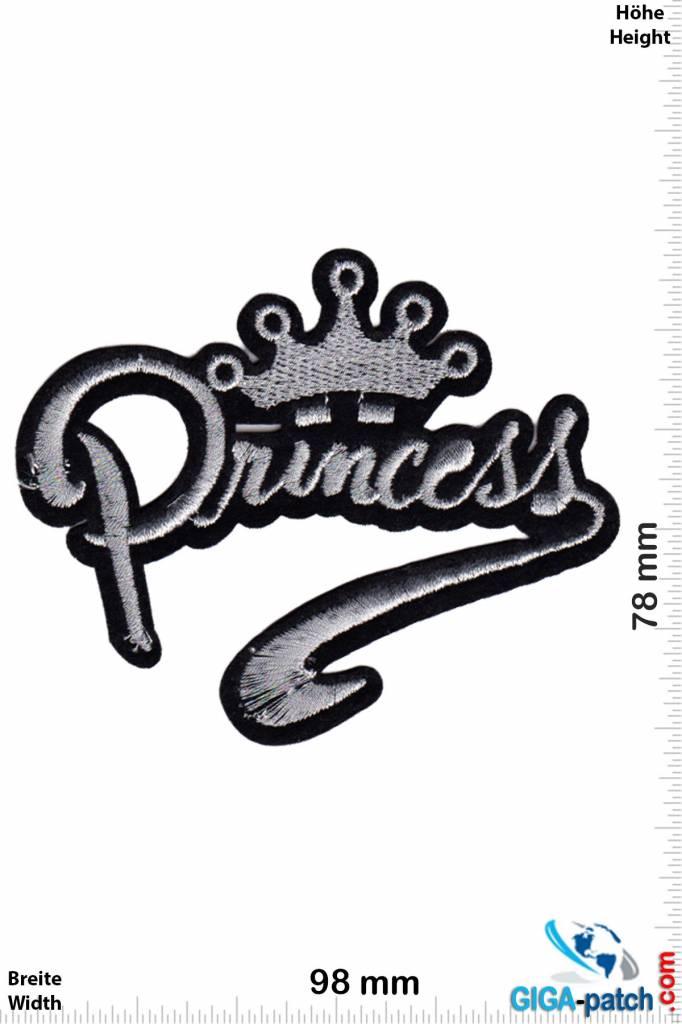 Princess Princess -silver - Softpatch