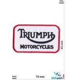 Triumph Triumph - red black