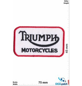 Triumph Triumph - red black