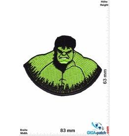 Hulk - Head - Marvel-Comic