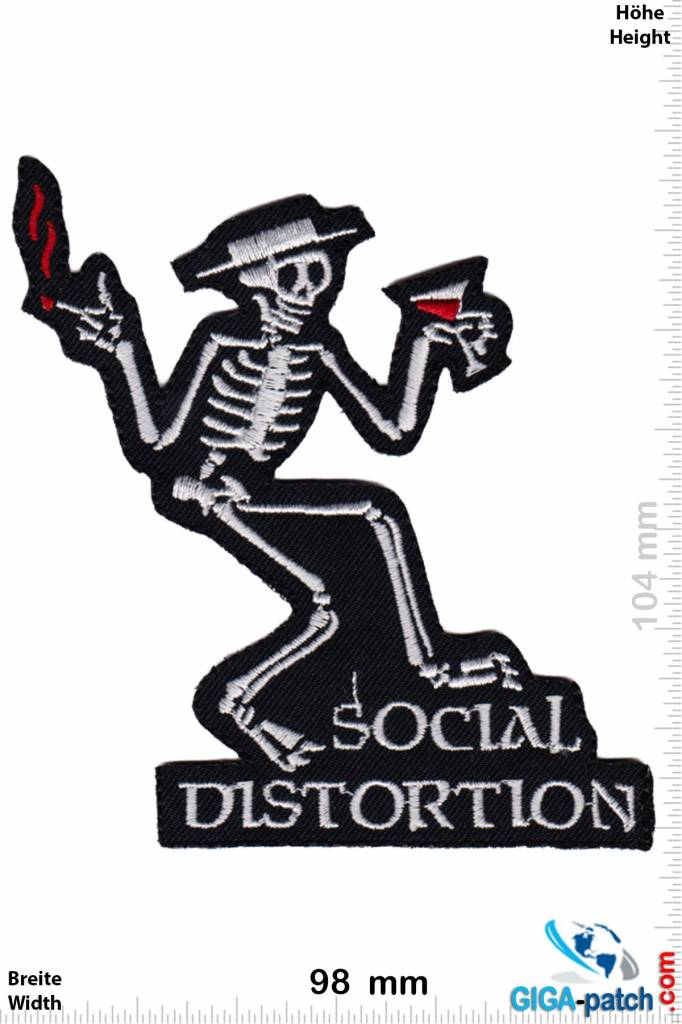 Social Distortion Social Distortion - Skull