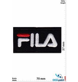Fila - black - Softpatch
