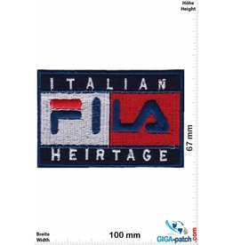 Fila - Italian Heirtage - medium - Softpatch