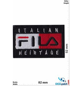 Fila - Italian Heirtage - Softpatch