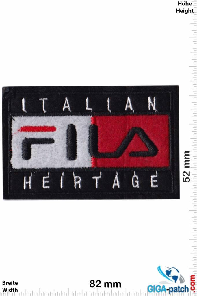 Fila - Italian Heirtage - Softpatch