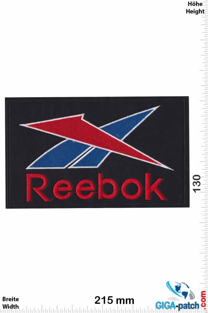Reebok - blue red - Softpatch - 21cm