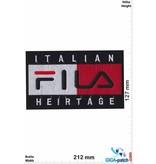 Fila - Italian Heirtage - Softpatch - 21 cm
