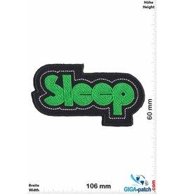 Sleep - Stoner-Doom-Band - green