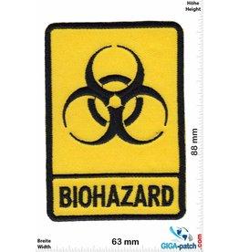Biohazard BIOHAZARD VIRUS - yelllow