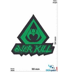 Overkill Overkill - Thrash-Metal-Band - green