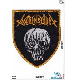 Toxic Holocaust  Toxic Holocaust - Skull- Thrash-Metal-Band