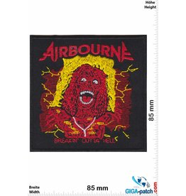 Airbourne Airbourne - Breakin' Outta Hell - Hard-Rock-Band