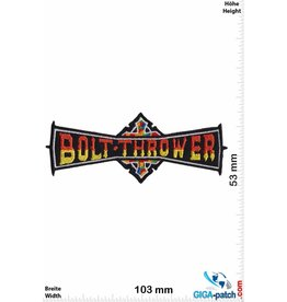 Bolt Thrower Bolt Thrower - color -  UK Death-Metal-Band