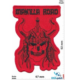 Manilla Road - Epic-Metal-Band