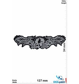 AC DC ACDC  - Fly - silver