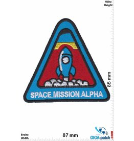 Nasa Space Mission Alpha  - Raumfahrt Weltraum