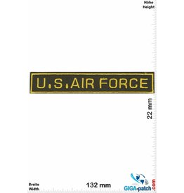 U.S. Air Force U.S. Air Force - gold black