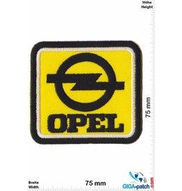 Opel Opel Sport - gelb  schwarz