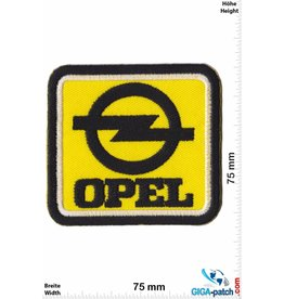 Opel Opel Sport - yellow  black