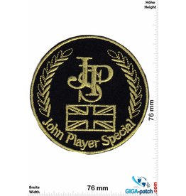 John Player JPS - John Player Special - gold UK