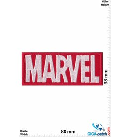 Marvel Marvel - red