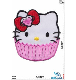 Hello Kitty Hello Kitty -  Cupcake