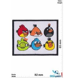 Angry Bird Angry Bird - 6 Birds