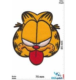 Garfield  Garfield - tongue