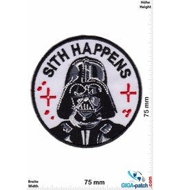 Star Wars Sith Happens - Darth Vader- Starwars