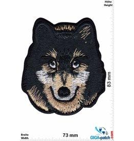 Wolf Wolf   - Wolfskopf