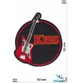 Kiss Kiss - guitar - round