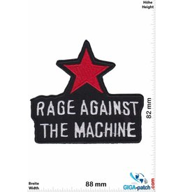 Rage against the machine Rage Against the Machine - Star