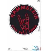 Rammstein Rammstein - Live to Rock - round