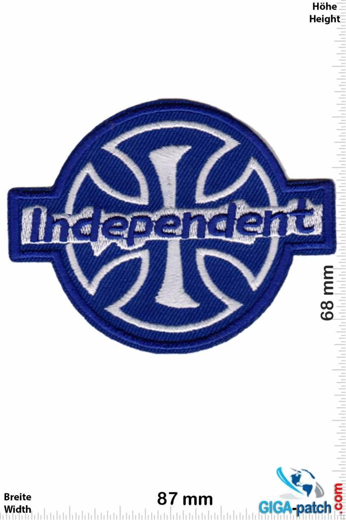Independent Independent - blue