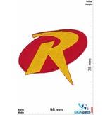 Batman R - Robin - Superhero - Batman